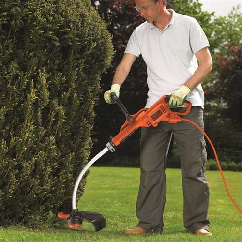 Black and Decker - 800W 33cm AFS Grastrimmer - GL8033