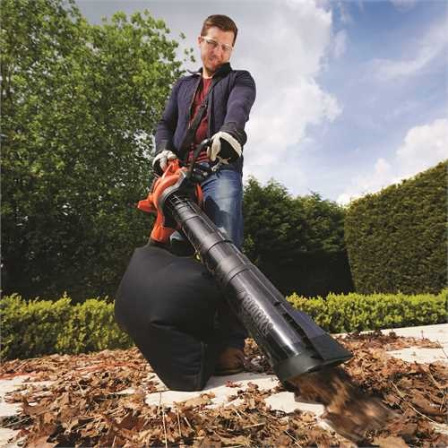 Black and Decker - Krachtige 3000W bladruimer met variable snelheid - GW3030