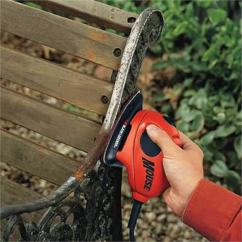 Black and Decker - Mouse detailschuurmachine  9 accessoires - KA161