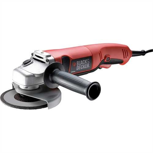 Black and Decker - 1200W 125 mm haakse slijper - KG1200