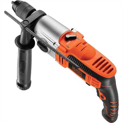 Black and Decker - 850W Klopboormachine met 2 snelheden - KR8542K