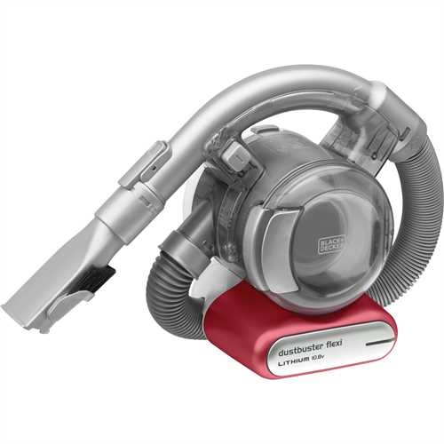 Black And Decker - 108V 20Ah Flexi Kruimeldief - PD1020L