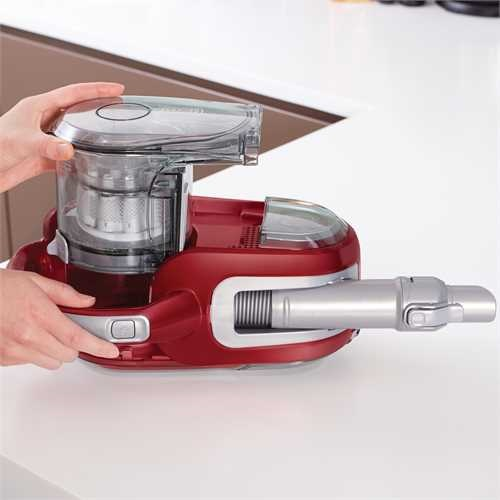 Black and Decker - 324V 20Ah 2IN1 ORA steelstofzuiger - SVFV3250LR