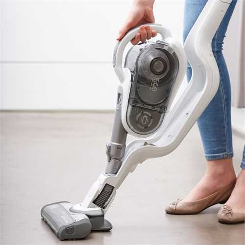 Black and Decker - 324V 20Ah 2IN1 ORA steelstofzuiger - SVFV3250L